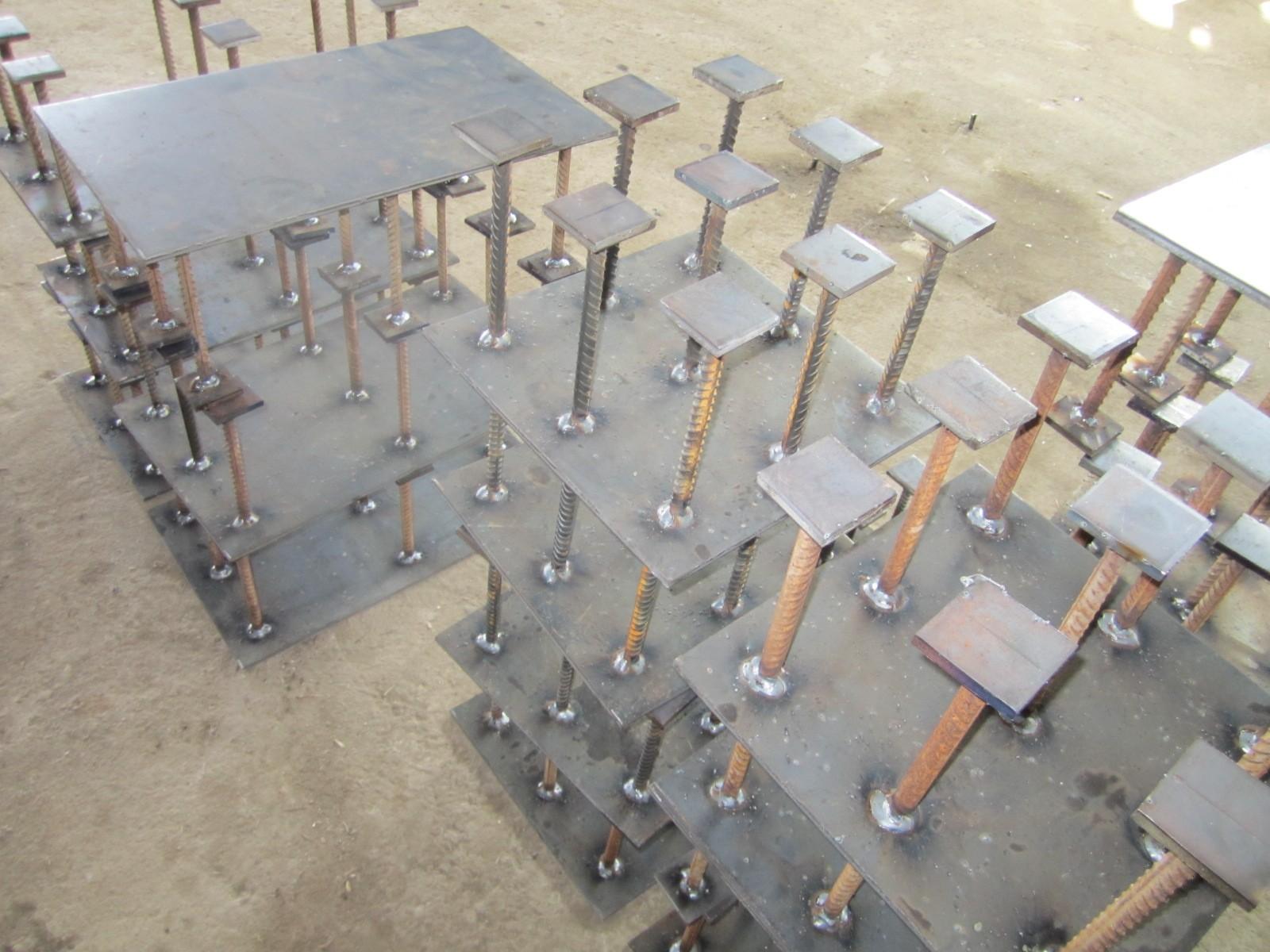 Как сделать закладную в бетоне